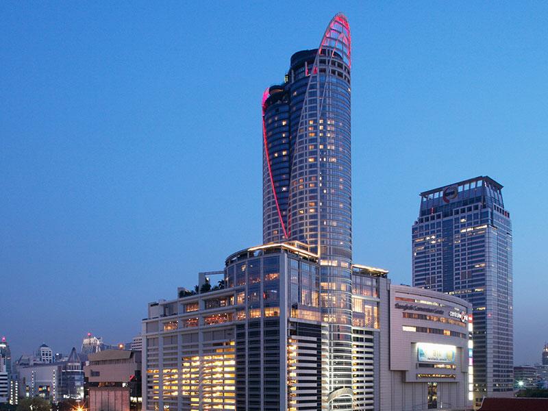 Centara Grand & Bangkok Convention Centre