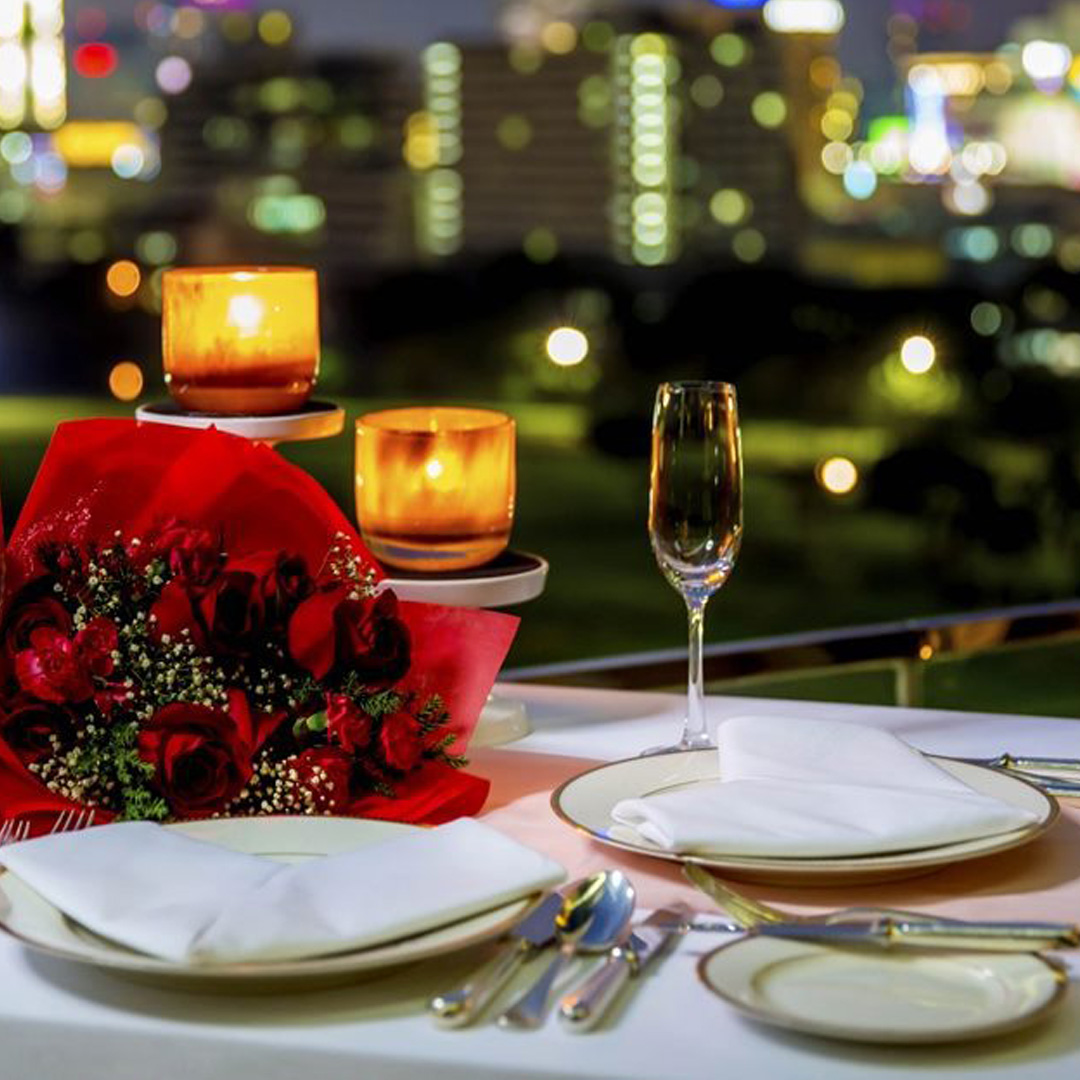 A Romantic Dinner on Valentine's Day